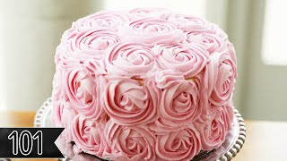 Five Beautiful Ways To Decorate Cake