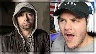 Eminem Rips Donald Trump - Reaction
