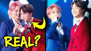 This is why JIKOOK might be real 😱