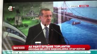 Başbakan Recep Tayyip Erdoğan'dan Çankırı Vurgusu