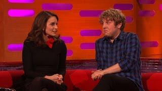Tina Fey and Josh Widdicombe discuss their nerdy childhoods - The Graham Norton Show: Episode 11