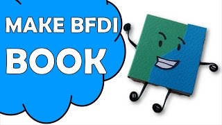 How To Make Book of Battle For Dream Island BFDI Free Download Video