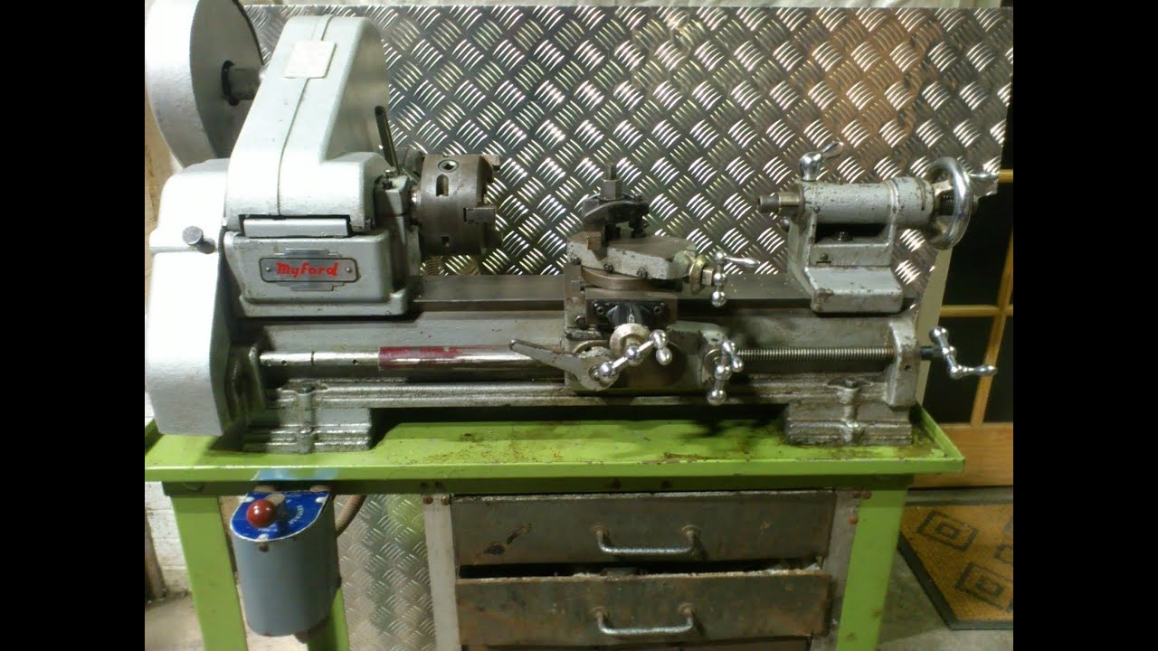 Jet 9×20 Lathe For Sale
