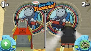 Thomas & Friends: Go Go Thomas | FLYNN Vs DIESEL, Frantic Fortress Map - NEW UPDATE 2018 By Budge