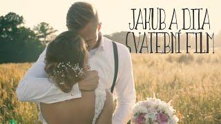 Jakub a Dita SVATEBNÍ FILM