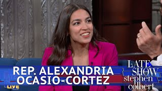 Alexandria Ocasio-Cortez: ″We Can't Just Say, 'Is Miami Going To Exist In 50 Years?'″