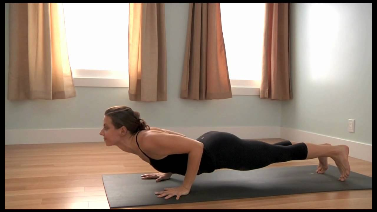 Maria Villella Surya Namaskara B of Ashtanga Yoga  YouTube