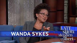 Wanda Sykes' Idea To Fix D.C.: Bring Back The Duel