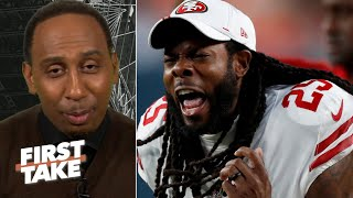 Richard Sherman calling out Baker Mayfield is 'laughable' – Stephen A. | First Take