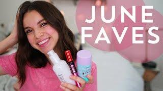 JUNE FAVORITES! Skincare, Makeup, TV Show, Scent + More!   Ingrid Nilsen