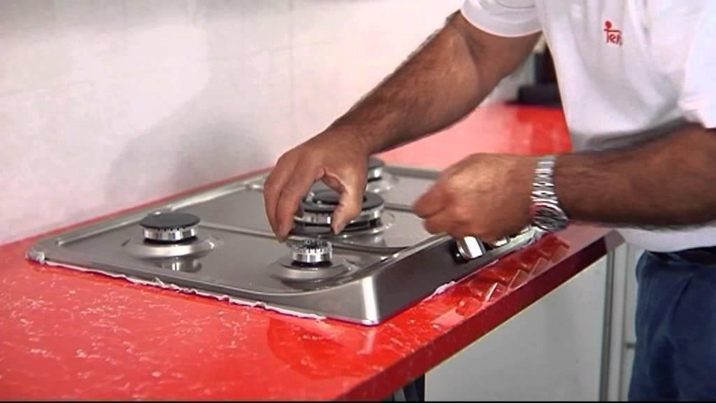 06 Instalacin cocina a gas  YouTube