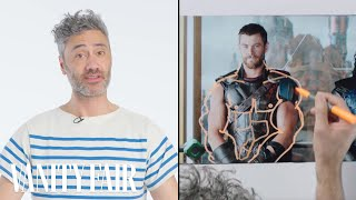 Thor: Ragnarok's Director Breaks Down a Fight Scene   Notes on a Scene   Vanity Fair