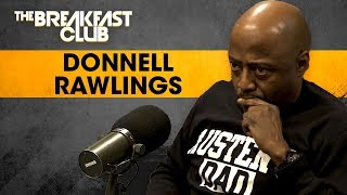 Donnell Rawlings Disrespects Charlamagne, Talks H&M Controversy + More