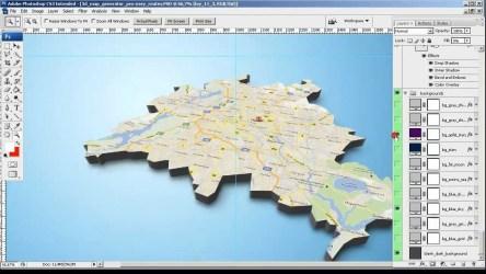 map 3d tutorial generator google pro 7d