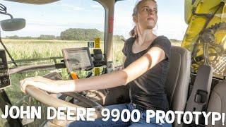 JOHN DEERE 9900 | Neuer Feldhäcksler von John Deere | John Deere Traktoren