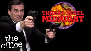 Watch Threat Level Midnight (Full Movie EXCLUSIVE) - The Office US Video