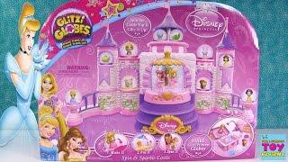 Disney Princess Glitzi Globes Spin & Sparkle Castle Playset Activity | PSToyReviews