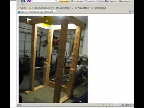 Build Your Own Power Rack
