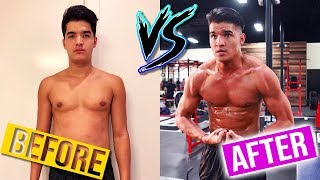 HOW I CHANGED MY LIFE IN 6 MONTHS *Body Transformation*