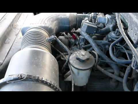 93 Dodge Dakota Wiring Diagram 1998 Ford V8 Engine 4 6l Triton Start Up P1060065 Youtube
