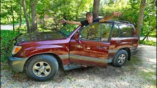 Why I Spent $13,000 on an ANCIENT Toyota (16 year old car)