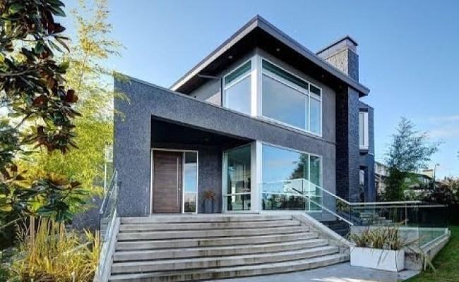Extraordinary Contemporary Home In Vancouver British
