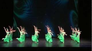 MS2011: Peacock Dance ″碧波孔雀″