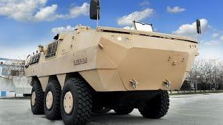Nurol Makina Üretimi Zırhlı Araçlar