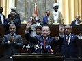 Erdoğan'ın Sudan Meclisi konuşması meclisi ayağa kaldırdı