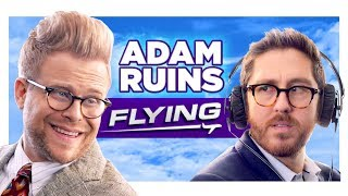 Frequent Flyer Miles Are Actually Costing You Money | Adam Ruins Everything