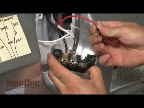 4 Prong Electric Plug Wiring Diagram Dryer Terminal Kit Replacement Whirlpool Kenmore