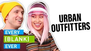 Watch EVERY URBAN OUTFITTERS EVER Video