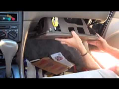 1989 Corvette Fuse Box Diagram How To Replace A Blower Motor Youtube
