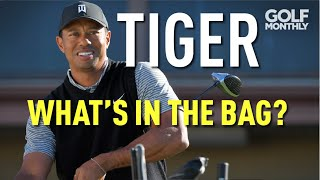 Tiger Woods I 2019 What's In The Bag? Golf Monthly