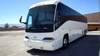 2007 MCI J4500 Coach Bus Sales