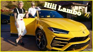 WE GOT A NEW LAMBORGHINI URUS SUV! | Jeffree Star