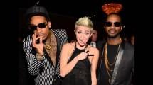 Mike - Miley Cyrus Juicy & Wiz Khalifa