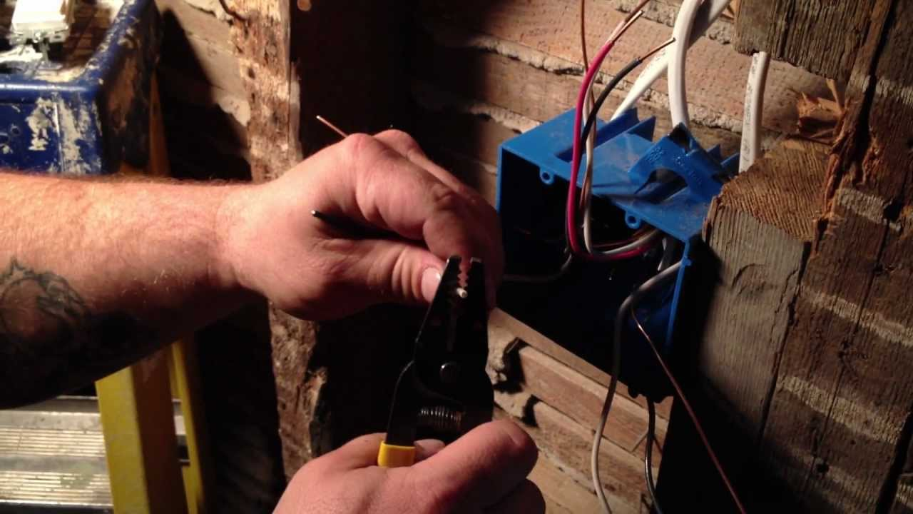 ceiling fan wiring diagram separate switches nexus switch 3 for a bathroom - youtube