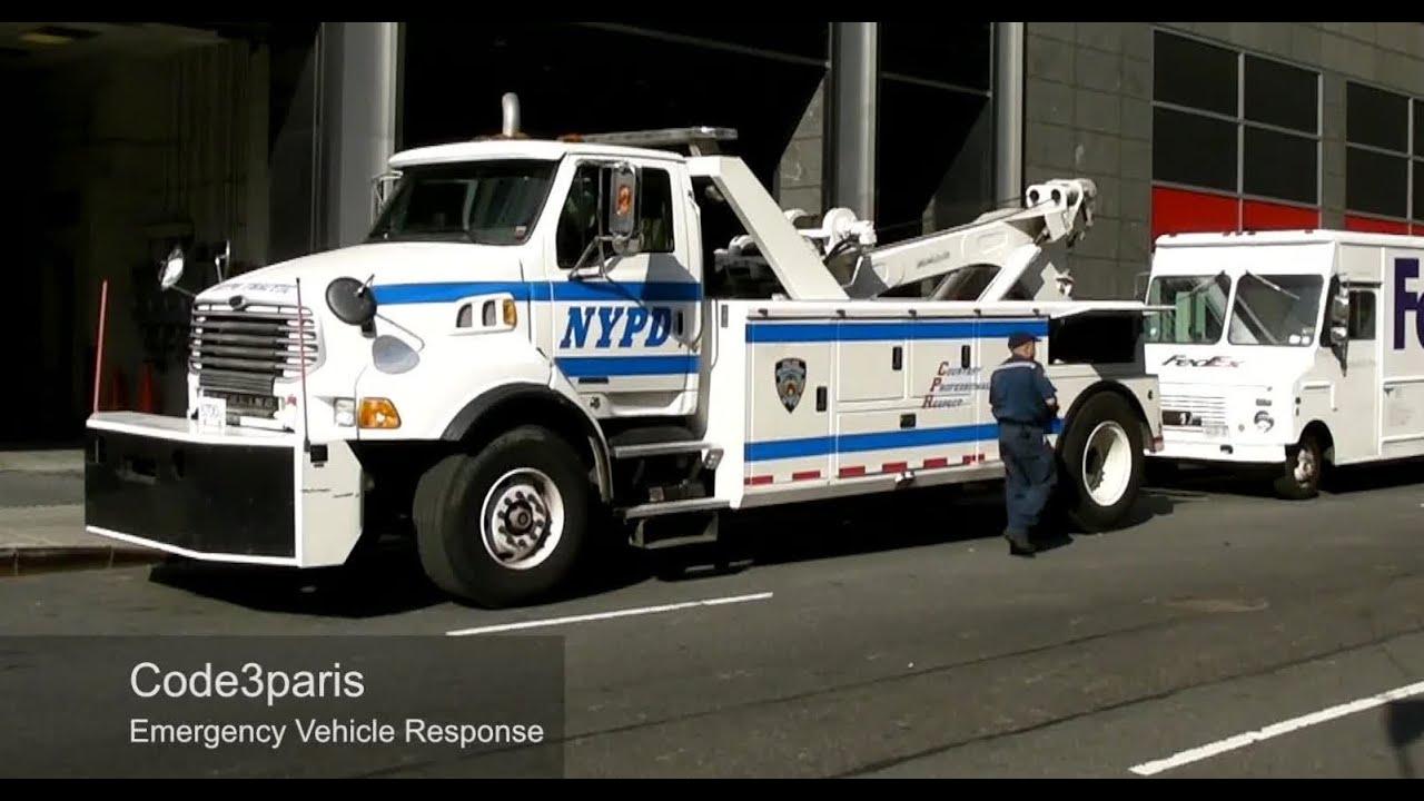 Heavy Truck Duty Tow