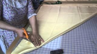 cutting larger size sharrara