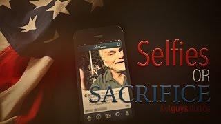 Skit Guys - Selfies or Sacrifice
