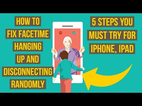 How to Fix FaceTime Hanging up and Disconnecting Randomly on iphone