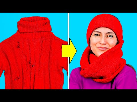 25 HACKS TO STAY WARM AND COZY THIS WINTER