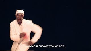 Rafael Baro - Rumba Guaguancó - Cuban Salsa Weekend Heidelberg 2014