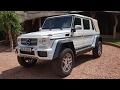 Let's Explore the Mercedes-Maybach G 650 Landaulet