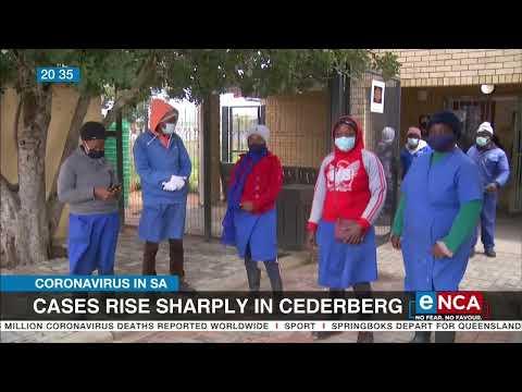 COVID-19 | Cases rise sharply in Cederberg
