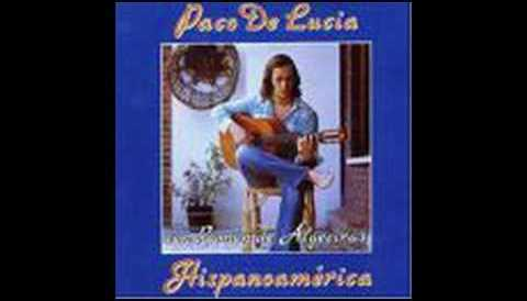 Download Music PACO DE LUCIA - Malaguena Salerosa