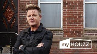 My Houzz: Gordon Ramsay's Surprise Renovation