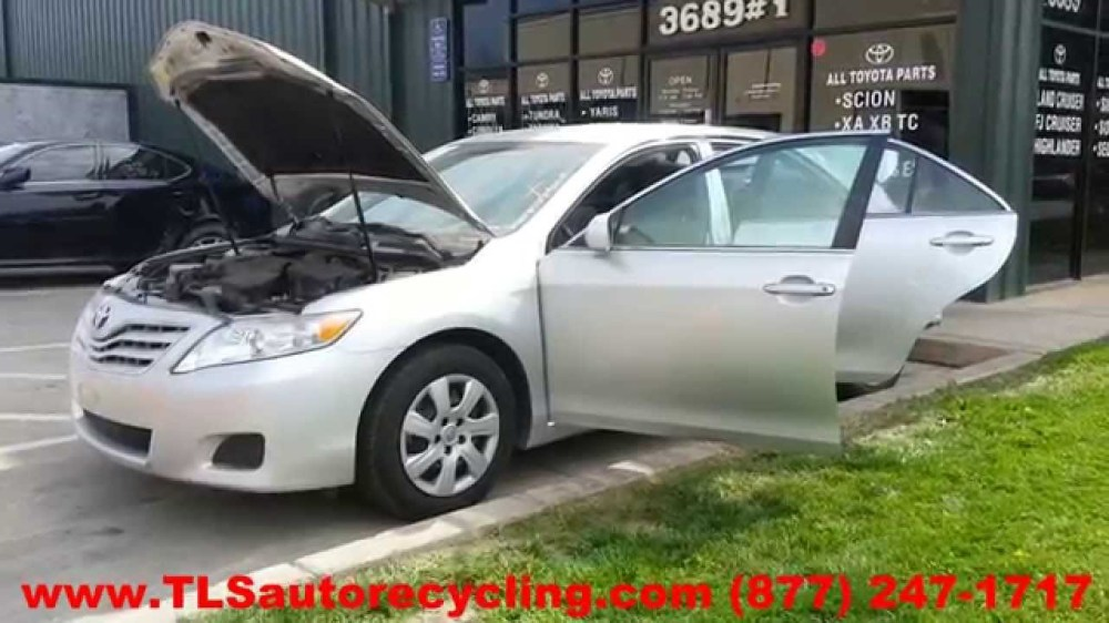 medium resolution of 2011 toyota camry