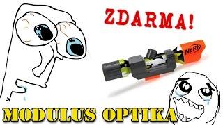 Nerf - Modulus optika ! ! ! ZADARMO ! ! !